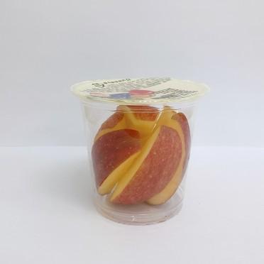 조각과일 사과